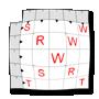 Kwadraty - uzupełnianki