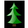 Namioty i drzewa